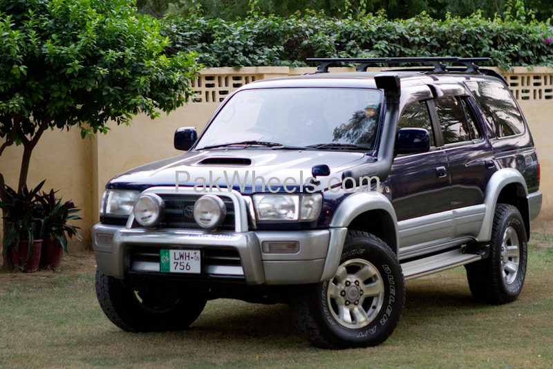 Toyota Hilux 1997 Of Turbolover Member Ride 14142