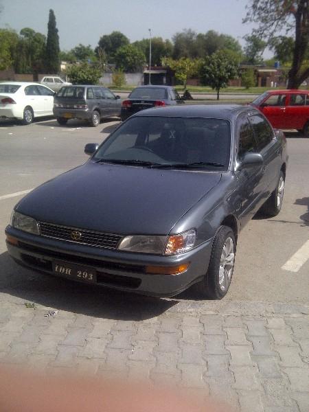 Toyota Corolla - 1996 carolla Image-1