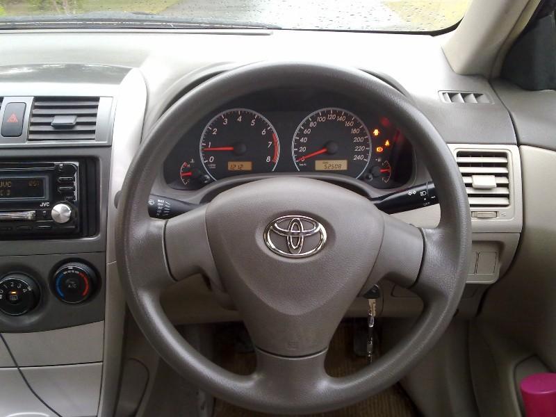 Toyota Corolla - 2010 Armagedon Image-2