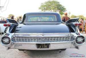 Cadillac Fleetwood - 1959
