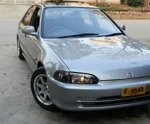 Honda Civic - 1992
