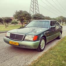 Mercedes Benz S Class - 1994