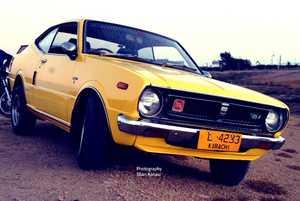 Toyota Corolla - 1977