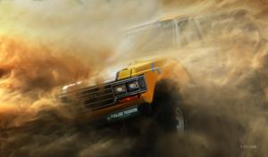 Toyota Land Cruiser - 1983