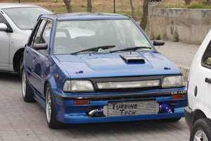 Toyota Starlet - 1988