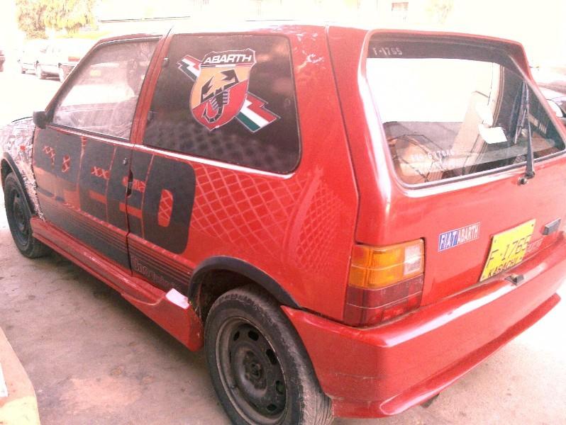 Fiat Uno 1987 Of Khanjii1 - Member Ride 20336
