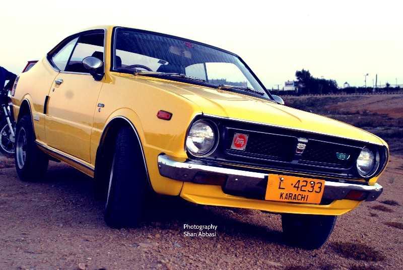Toyota Corolla - 1977 Mini Muscle Image-1