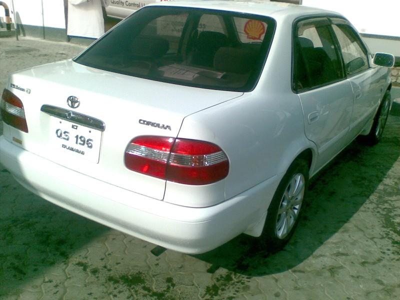 Toyota Corolla - 1997 JDM rolla Image-1
