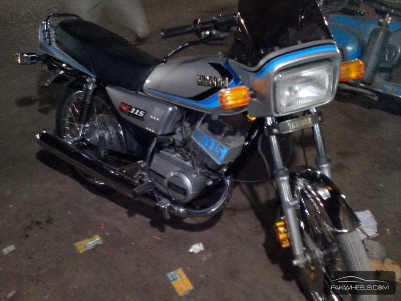 Yamaha RX 115 - 1983 RISKY BOY Image-1