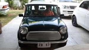 Austin Mini - 2001