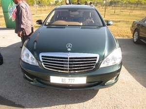 Mercedes Benz S Class - 2008