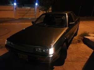 Mitsubishi Galant - 1986