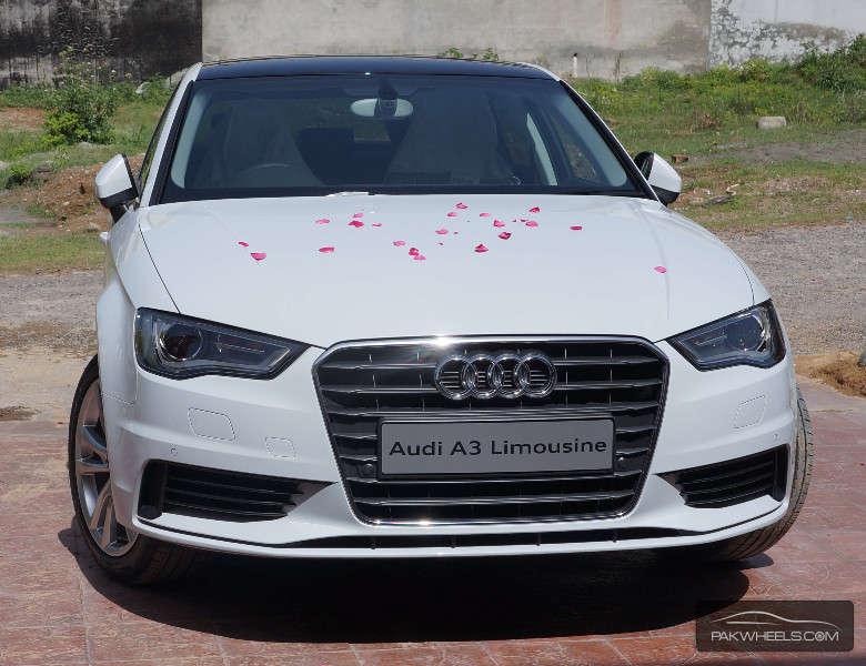 Audi A3 - 2015 Audi Image-1
