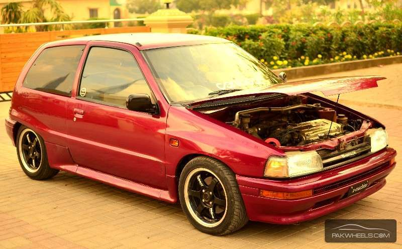 Daihatsu Charade - 1988 canibeat  Image-1