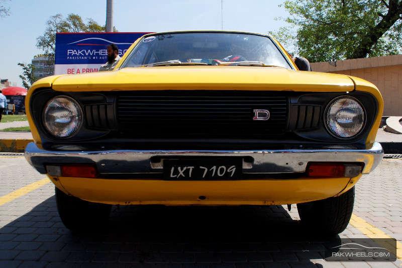 Datsun 120 Y - 1971  Image-1