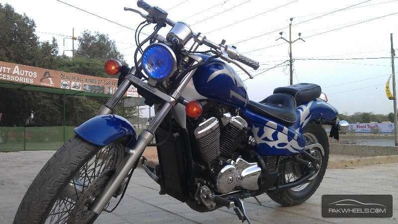 Honda CB400 - 2000 RABBIT Image-1