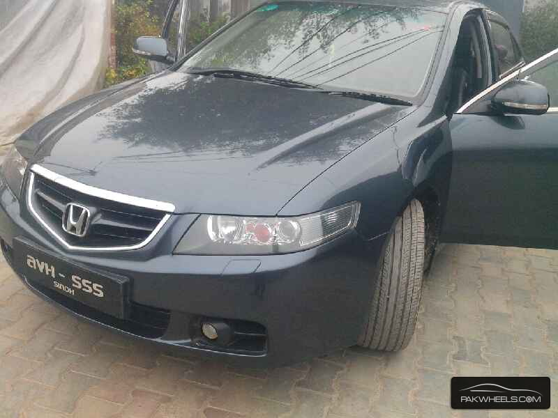 Honda Accord - 2005 magsi Image-1