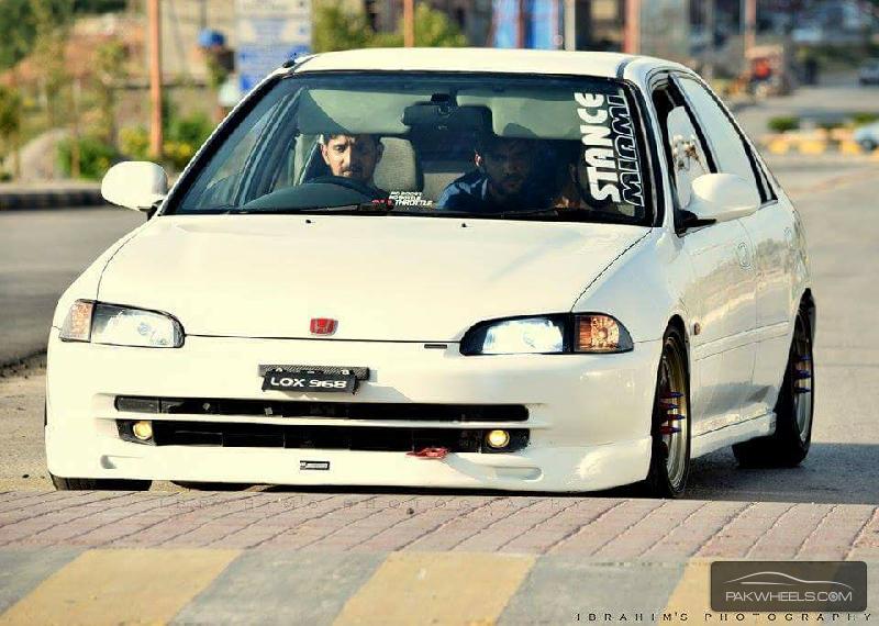 Honda Civic - 1995 Ferio Image-1