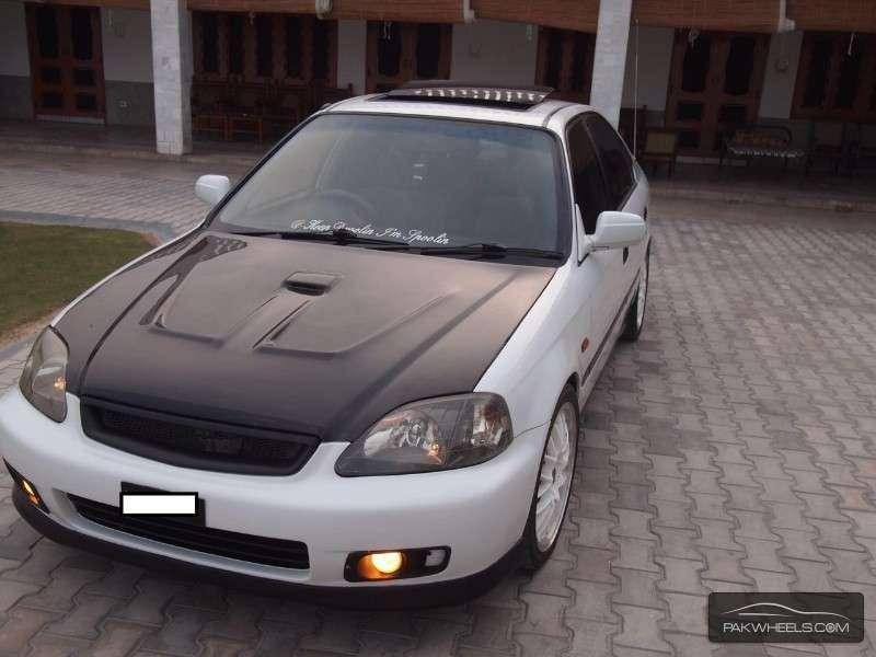Honda Civic - 2000 Omars EK Image-1