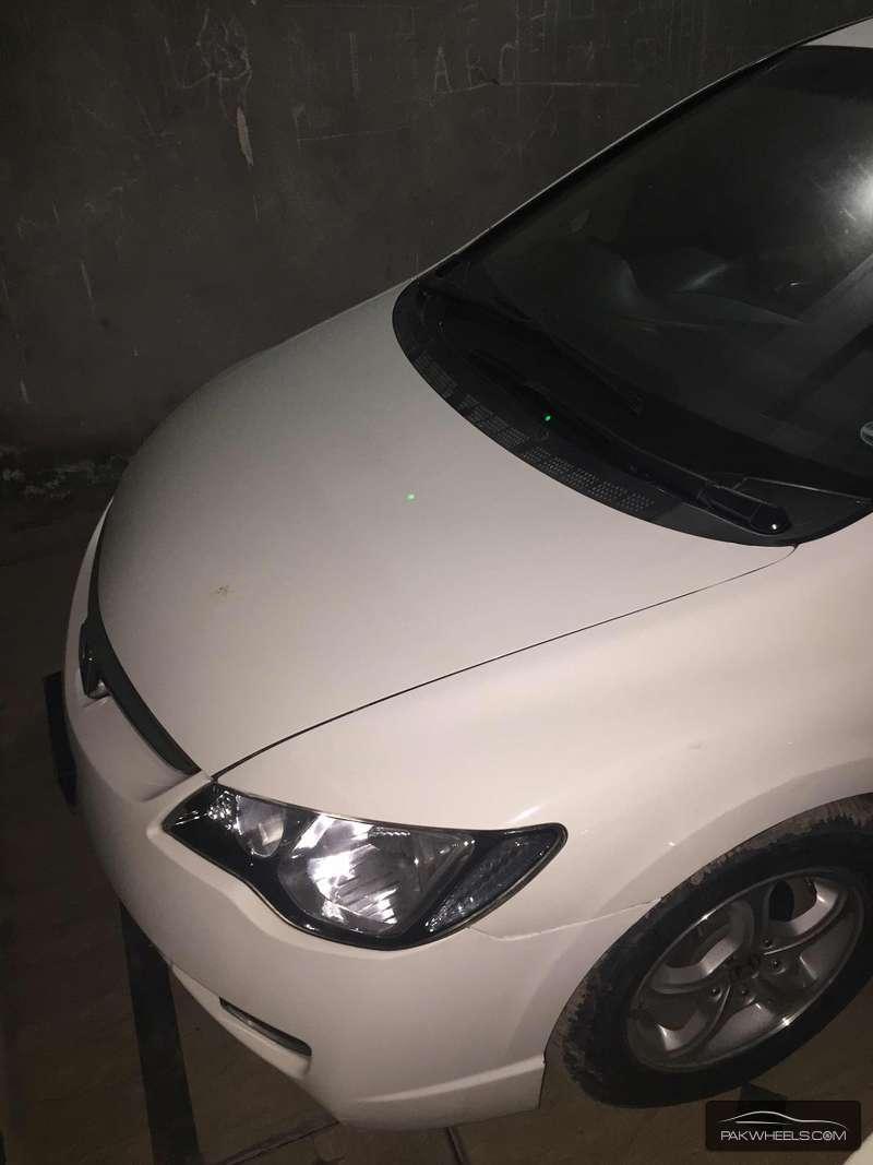 Honda Civic - 2008 shah Image-1