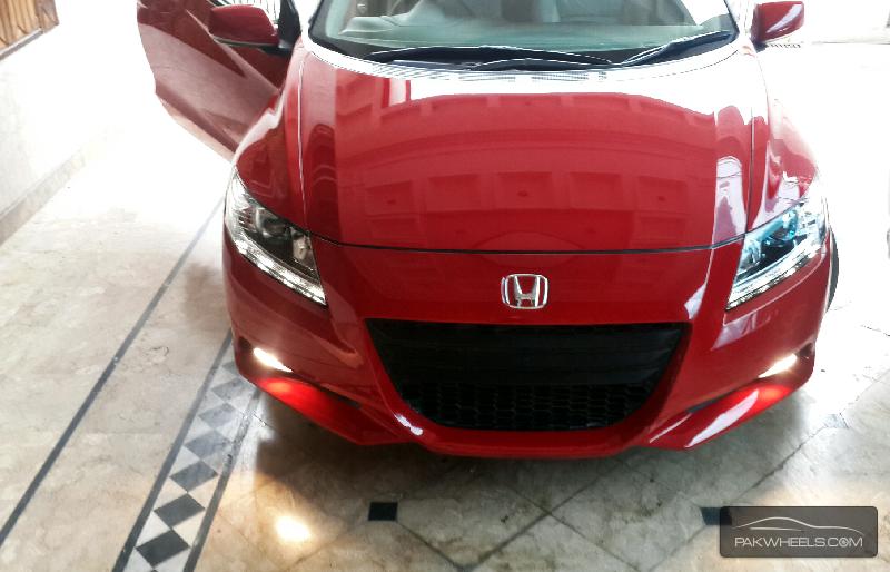 Honda CR-Z Sports Hybrid - 2012  Image-1
