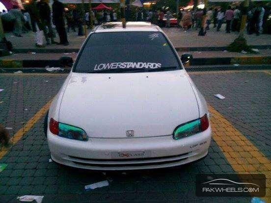 Honda Ferio - 1992 M.A Malyk Image-1