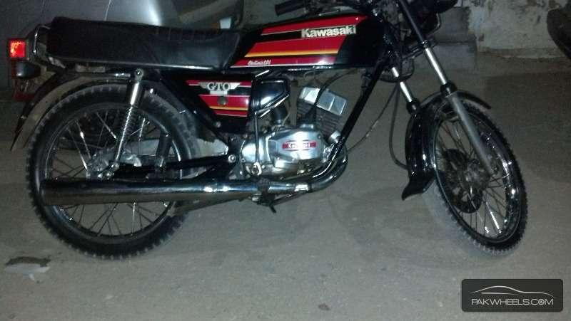 Kawasaki GTO 100 - 1991 Ali Image-1