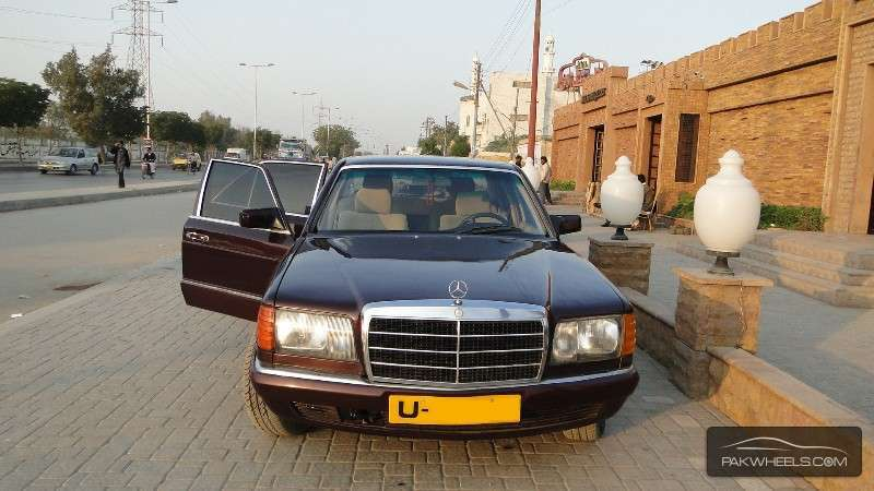 Mercedes Benz S Class - 1980 Abdul Wahab Image-1