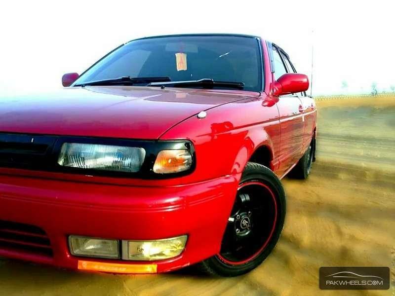 Nissan Sunny - 1993 um9air Image-1