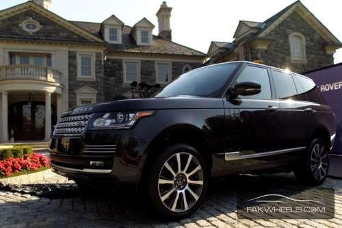 Range Rover Evoque - 2014 Rover Image-1