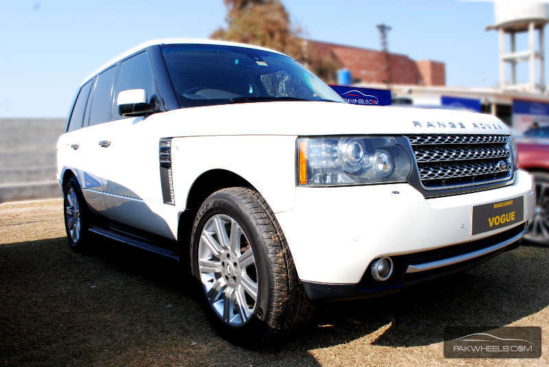 Range Rover Vogue - 2010  Image-1