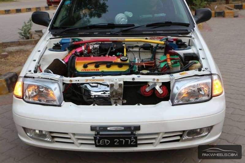 Suzuki Cultus - 2007 Tuners  Image-1