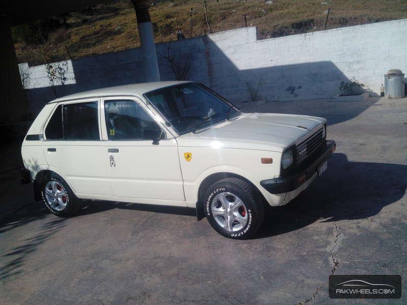 Suzuki FX - 1986 Nasir Image-1