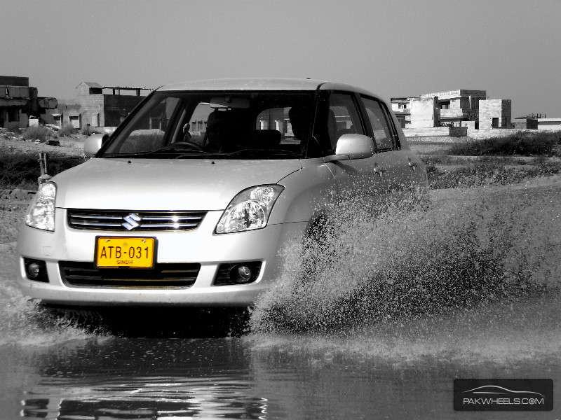 Suzuki Swift - 2010 Talha Siddiqui Image-1