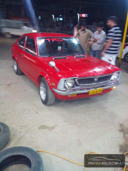 Toyota Corolla - 1971 Adil Image-1