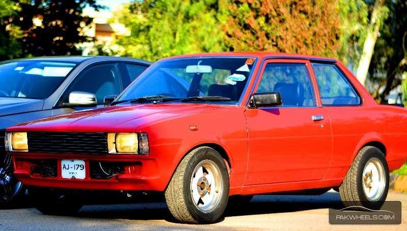 Toyota Corolla - 1981 KE-70 Image-1