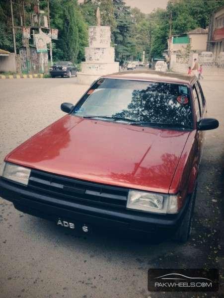 Toyota Corolla - 1984 ADB 6 Image-1