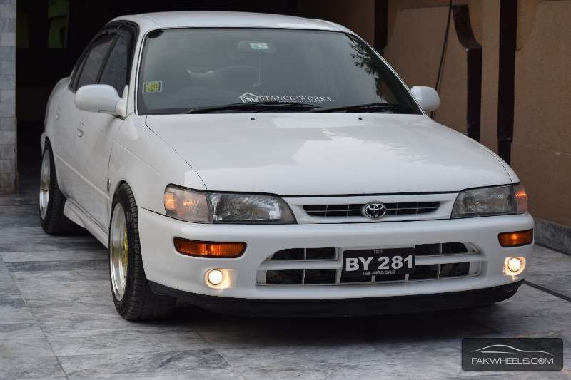 Toyota Corolla - 1994 Gran Turismo Image-1