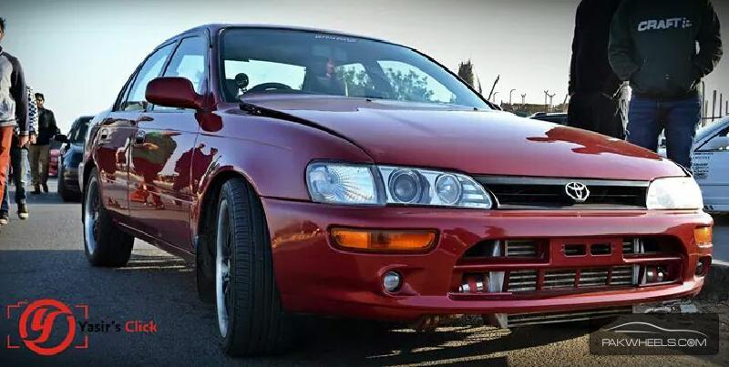 Toyota Corolla - 2000 yousuf Image-1