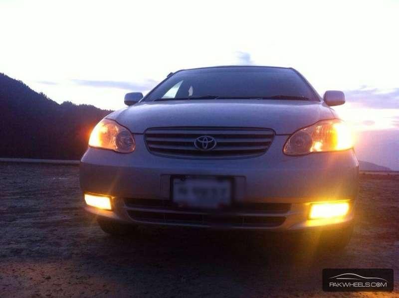 Toyota Corolla - 2003 umAr KhAn Image-1