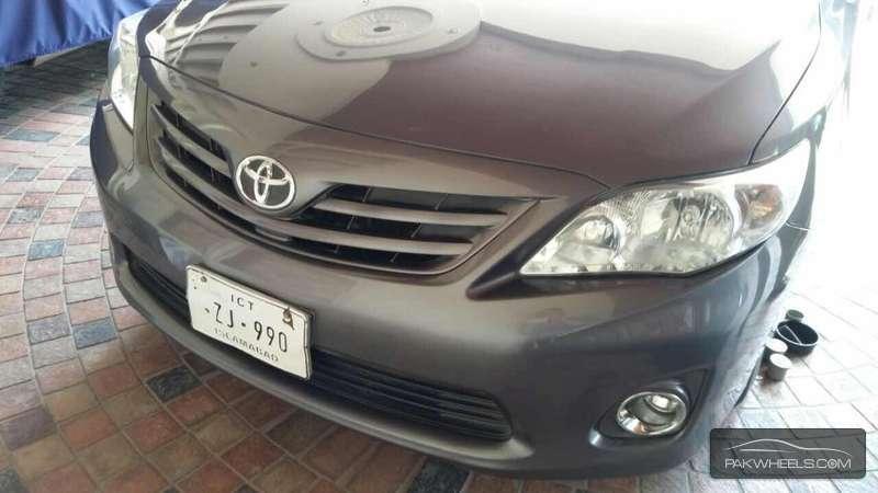 Toyota Corolla - 2013 gli Image-1