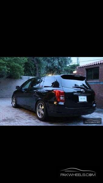 Toyota Corolla Fielder - 2007 abdi Image-1