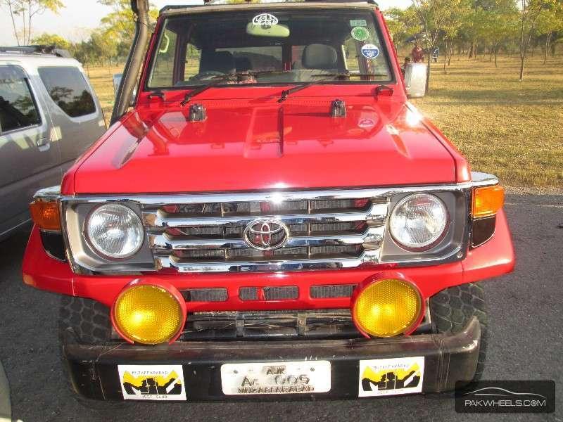 Toyota Land Cruiser - 1992  Image-1