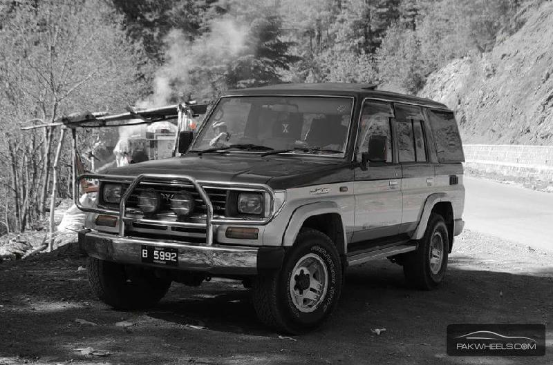 Toyota Prado - 1992  Image-1