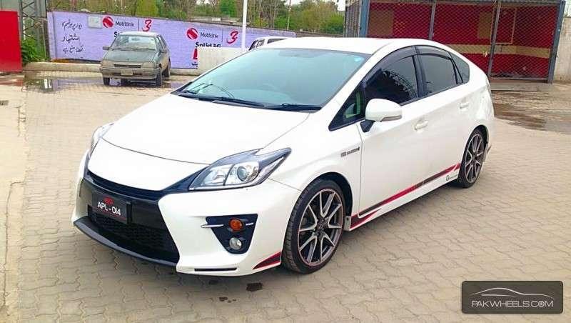 Toyota Prius - 2012 Prius Gs Edition Image-1
