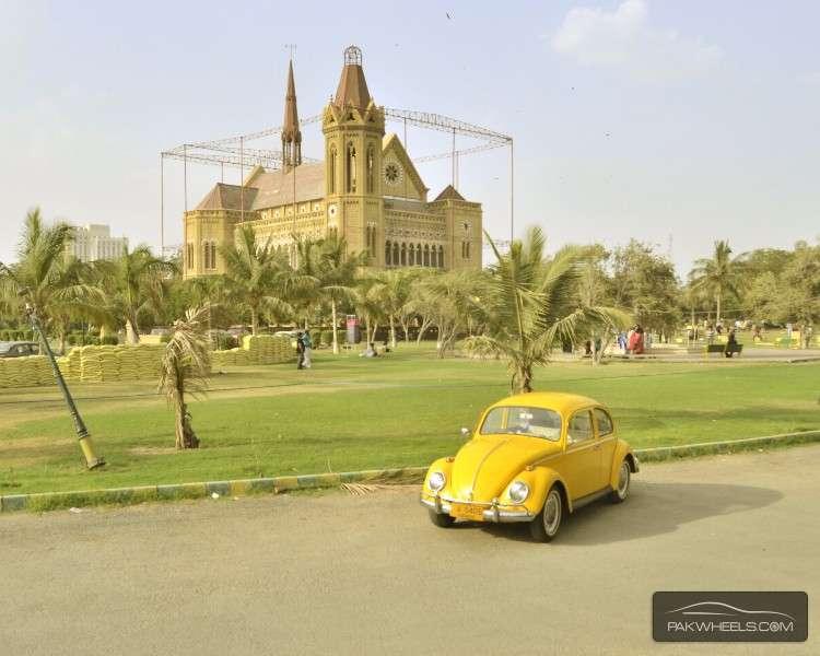 Volkswagen Beetle - 1966 Bug66 Image-1