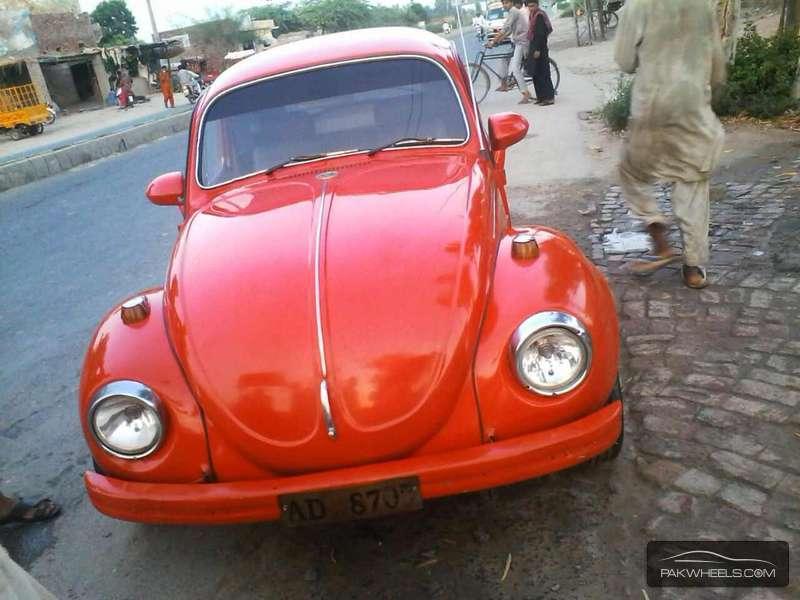 Volkswagen Beetle - 1972 1302 Image-1