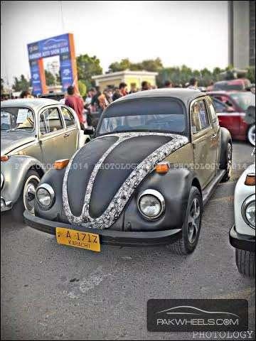 Volkswagen Beetle - 1974 beetle Image-1