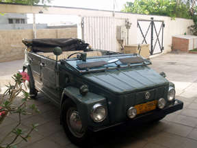 Volkswagen Thing - 1971 Jeep VW Thing 1971 Image-1