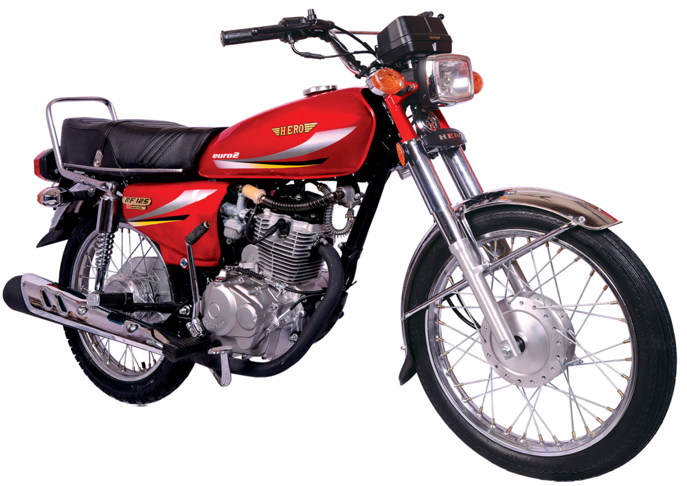 New Hero RF 125 2019 Price in Pakistan - Specs & Features